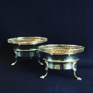 Pijpkomfoor Rudolph Sondag antiek zilver 18e eeuw Rotterdam Dullaert Anna