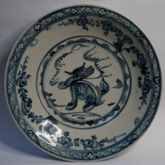 Swatow Chinese porcelain